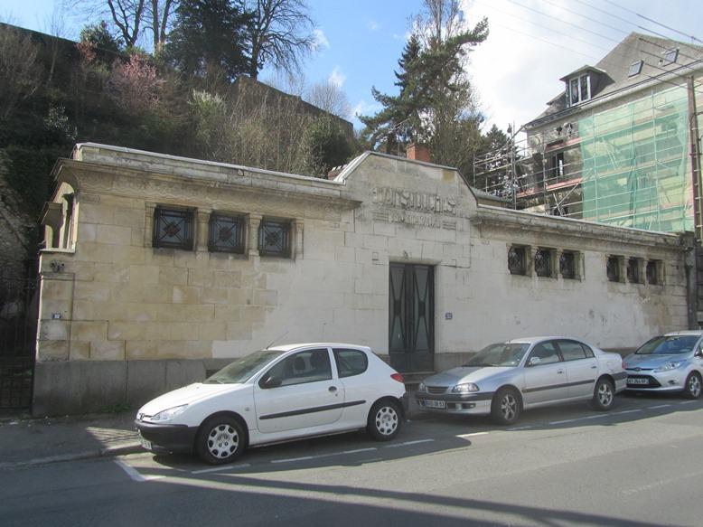 Reconnaissance structurelle – Bains Douches Laval