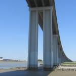 Pile pont de saint nazaire