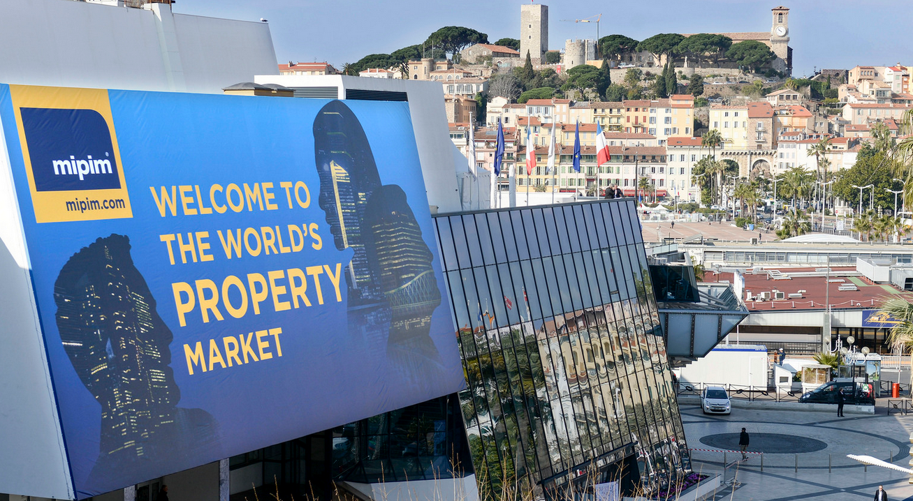SALON MIPIM 2016