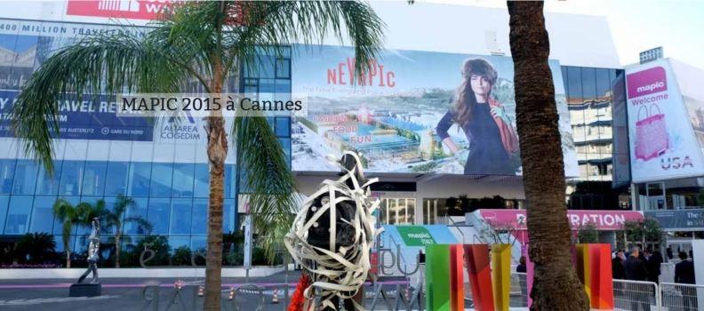 Salon MAPIC 2015
